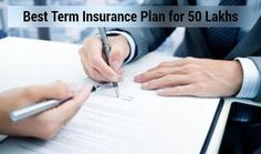 The best and most affordable way in which a person can insure his own life is by taking a term insurance plan. A term plan offers a pure life cover at a very reasonable rate. This is why term insurance is very popular in India. There are many good life insurance companies selling good term insurance covers. Term Life Insurance, Life Insurance Companies, Capital Gains Tax, Corporate Law, Life Cover, Home Ownership, Rings For Men, Real Estate, Pure Products
