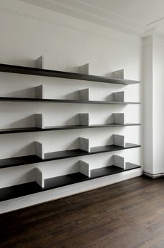 Marble Bookcase - by