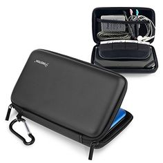 New Nintendo DS case. - Nintendo - Ideas of Nintendo Nintendo 2ds, New 3ds, Workout Accessories, Protective Cases, Carry On, Pouch, Bags, Playstation Games, Slot