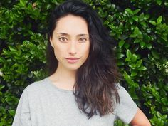Alyssa Reeder Half Japanese-Hawaiian, half Swiss-Welsh