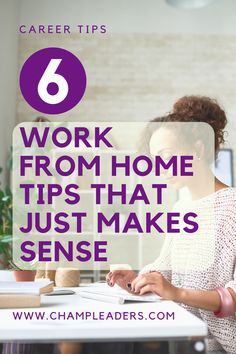 Work From Home has become rampant nowadays and while it seems like work from home is the easiest thing to do, a newbiew remote worker may get lost and be unproductive. Check out these career tips that will help productivity and motivation up and make the most of your work from home experience. #leadership #careertips #careeradvice #management #leadershipdevelopment #employeeengagement #manager #supervisor #business #teamactivities #teamengagement #callcenter