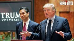 Trump University Fraud Settlement Near: Donald set to pay $25M in Trump University fraud case settlement.