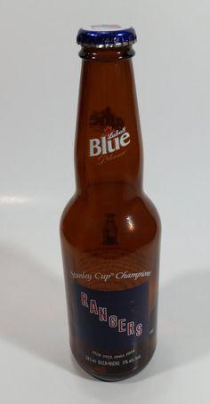 Set of 4 Labatt Blue Imported Beer Pint Glasses 16 oz NEW