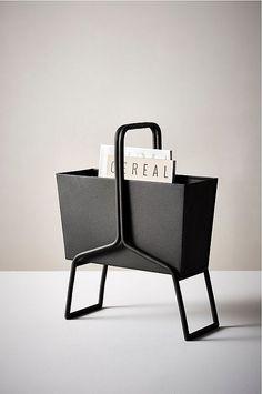 BILLIE avisstativ Magazine Rack, Cabinet, Storage, House, Furniture, Home Decor, Hem, Clothes Stand, Homemade Home Decor