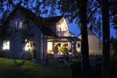 Sommerabend - Schwedenhaus