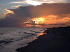 Sunset as always, breathtaking!