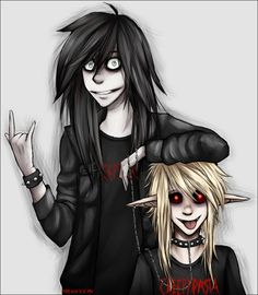 jeff_the_killer_and_ben_drowned_metal_versions___by_nekoxemi-d80zxfk.png…