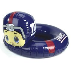 SC Sports New York Giants Mascot Innertube