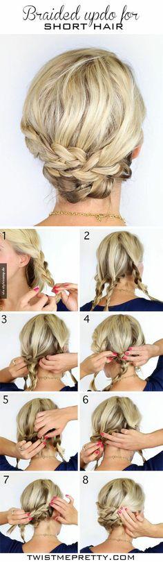 Frisuren zopf techniken