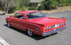 '63 Mercury Comet S-22 Hardtop My Dream Car, Dream Cars, Mercury Cars, Ford Lincoln Mercury, Ford Falcon, Best Muscle Cars, Best Classic Cars, Cool Trucks, Old Cars