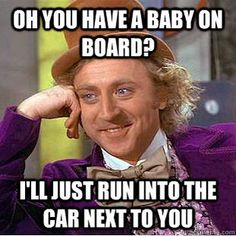 Yep, I think Condescending Wonka memes are funny.