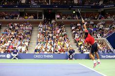 PHOTOS: Road to the final: Novak Djokovic