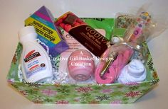 New Mini Manicure/Pedicure Gift Set #CustomDesigned