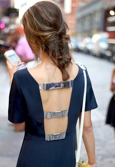 Bow Back Dress by 3.1 Phillip Lim
