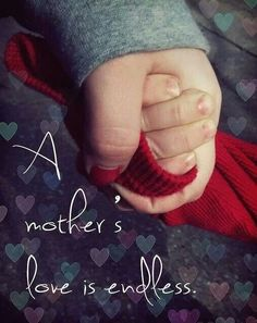 I know this because I have a great Mom.