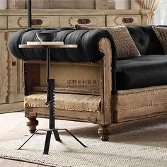 Image result for industrial sofa