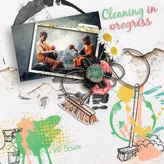 Cleaning fairy - Mediterranka