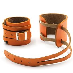 Adjustable Genuine Leather Hand Wrist Support for Crossfit,Power Lifting, Kettlebell Swings