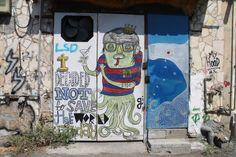 Photos of Tel Aviv Street Art | Escape | d travels 'round