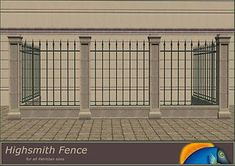 Mod The Sims - Highsmith Fences