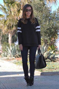 look sport chic: A look created by Susana Marquez on Fashiolista.com