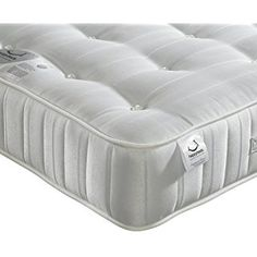 Hy Beds Super Ortho Firm Spring Reflex Foam Orthopaedic Mattress Double