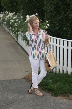 This is how I love to dress in Spring/Summer!