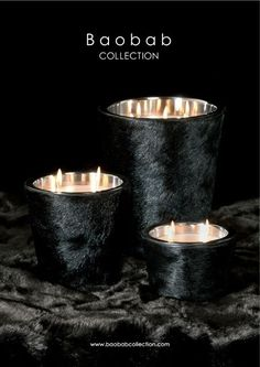 Luxury Scented Candles - VisualizeUs