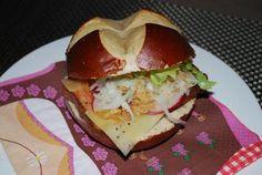 Rezept: Wiesn-Burger