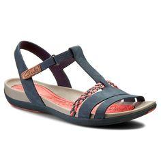 Sandały CLARKS - Tealite Grace 261068484 Neavy