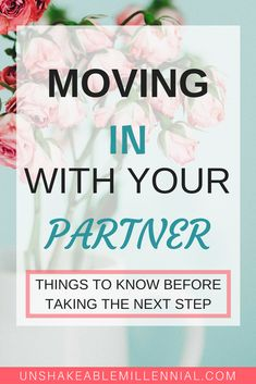 Moving in together? Here are the tips you need to make sure that living with your boyfriend or girlfriend goes as smoothly as possible. Relationship Struggles, Relationship Advice, Relationships, Move In With Boyfriend, Together Quotes, Boyfriend Quotes, Boyfriend Stuff, Moving In Together, Before Marriage