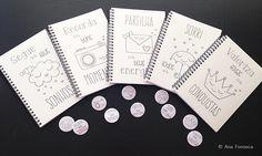 Colecção Palavras Mágicas // Magic Words Collection on Behance