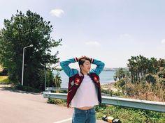 "Polubienia: 10.4 tys., komentarze: 39 – PARK YURI (@park_yury) na Instagramie: ""🌇 I feel the summer 🌅"""