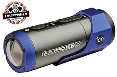 iON Air Pro 2 Wi-Fi Camera Shoot it, see it, share it.