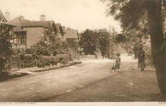 Nether Street, Finchley