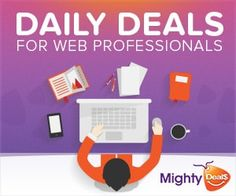 DAILY DEALS FOR GRAPHIC AND WEB DESIGNERS - Niftygraphic