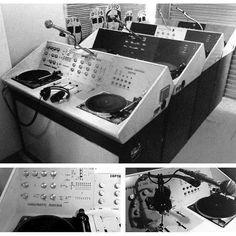 Vintage DJ Console  #Throwback #ThrowbackThursday #TT #DJLife #DJing #DJ #DJs #DJConsole #DJBooth #DJController #Turntable #Technics #PioneerDJ #Serato #Traktor #VirtualDJ #Rekordbox #Turntablism #RadioStation #Mixer #Headphones #Mic #Roots #Vintsge #History by dennisciallela http://ift.tt/1HNGVsC