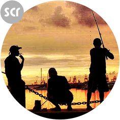 Fish Man, Screensaver, Ronaldo, Fishing, Artists, The Originals, Google, Painting, Free