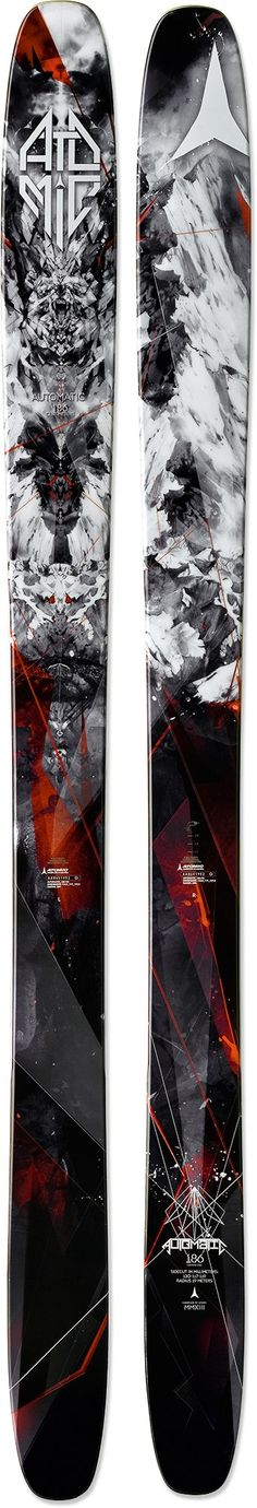 Atomic Male Automatic Skis - Men's /