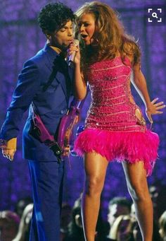 Prince and Queen Bey.....