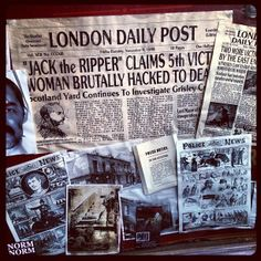 Most of them begin at Whitechapel Tube station, before going to the site where the body of prostitute Polly Nichols, the Ripper's first victim, was found, in Durward Steret.