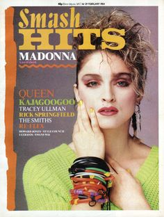 Magazine - 1984-02-16 Eurythmics - UK - Smash Hits - http://www.eurythmics-ultimate.com/magazine-1984-02-16-eurythmics-uk-smash-hits/