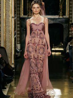 Zuhair Murad haute couture s/s 2007