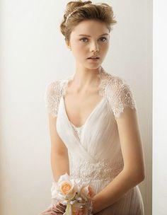 Atelier Mellon... amor pela costura: Rosa Clará 2014... mais delicada que nunca!