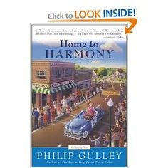 Home to Harmony - small town life fictional read, fun and light