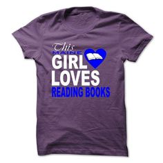 Maine Girl Love Reading Books T Shirts, Hoodies, Sweatshirts. CHECK PRICE ==► https://www.sunfrog.com/Funny/Maine-Girl-Love-Reading-Books.html?41382
