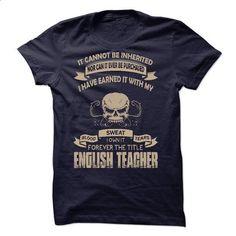 Proud Be An English Teacher - #blank t shirt #silk shirt. ORDER NOW => https://www.sunfrog.com/No-Category/Proud-Be-An-English-Teacher.html?id=60505