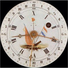 French Revolutionary Horloge - Clock