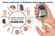 Cómo controlar la diabetes antes de una crisis