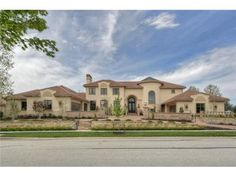 3,250,000  DRAMATIC 15,000 Sq Ft home on 3 lots! Marble & Travertine floors, 2 gourmet 1st flr kitchens w/ Hearthrm in middle OUTDOOR LIVING INCLUDES: fam rm w/ fpl, open 2nd flr terrace w/ fpl, 3rd kitchen, huge gazebo/entertain area, center courtyard & fountain! LL: theatre, rec rm, 2 bars & wine cellar. Indoor pool/hot tub/sauna/bar opens to courtyard!